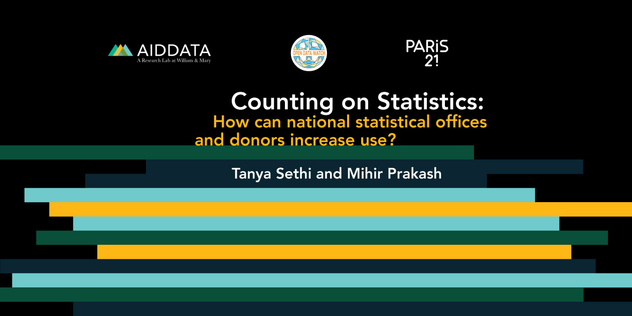 Cover image for Counting on Statistics report