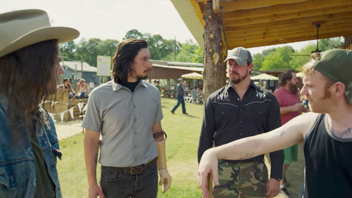 The Cast of Logan Lucky