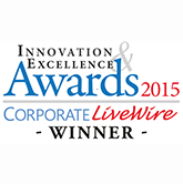 Innovation Excellence Awards 2015 Capitalvia