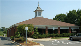 Library - Mt. Pleasant Branch