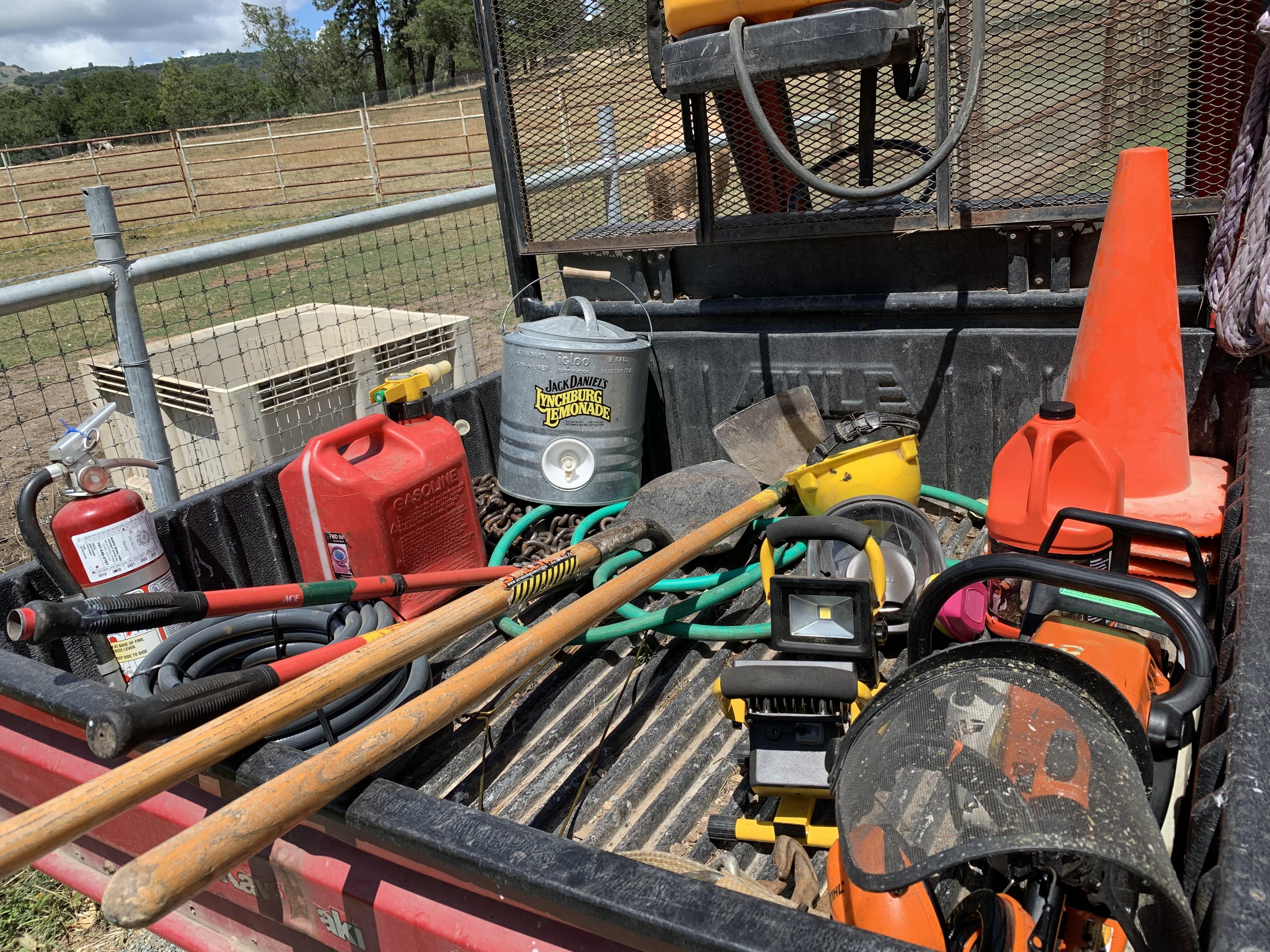 Emergency-Ready Utility