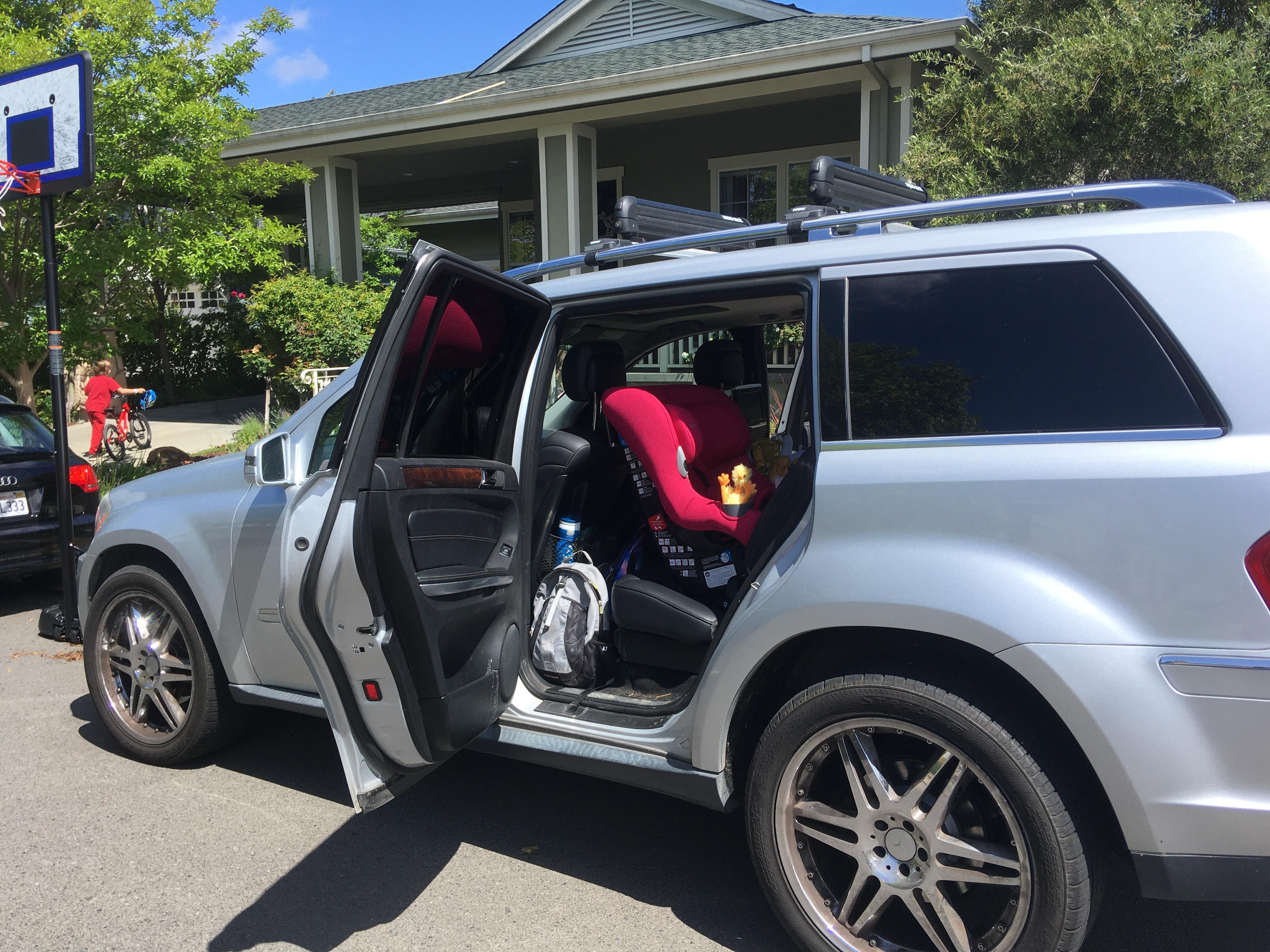 Mary's Family Car