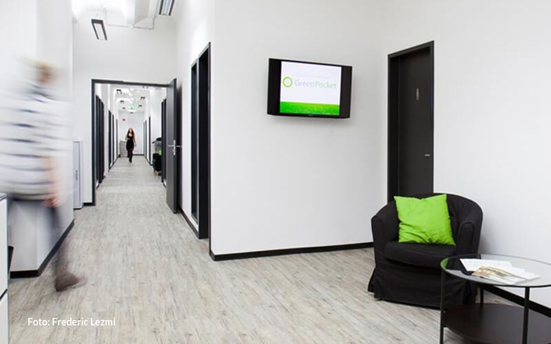 GreenPocket Office
