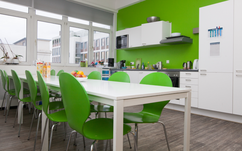 Küche GreenPocket