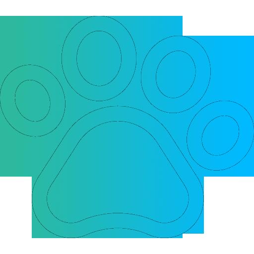 Icon - Bürohund
