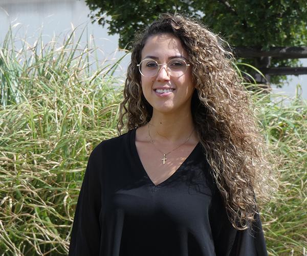 Nicole, Praktikantin Vertriebssteuerung