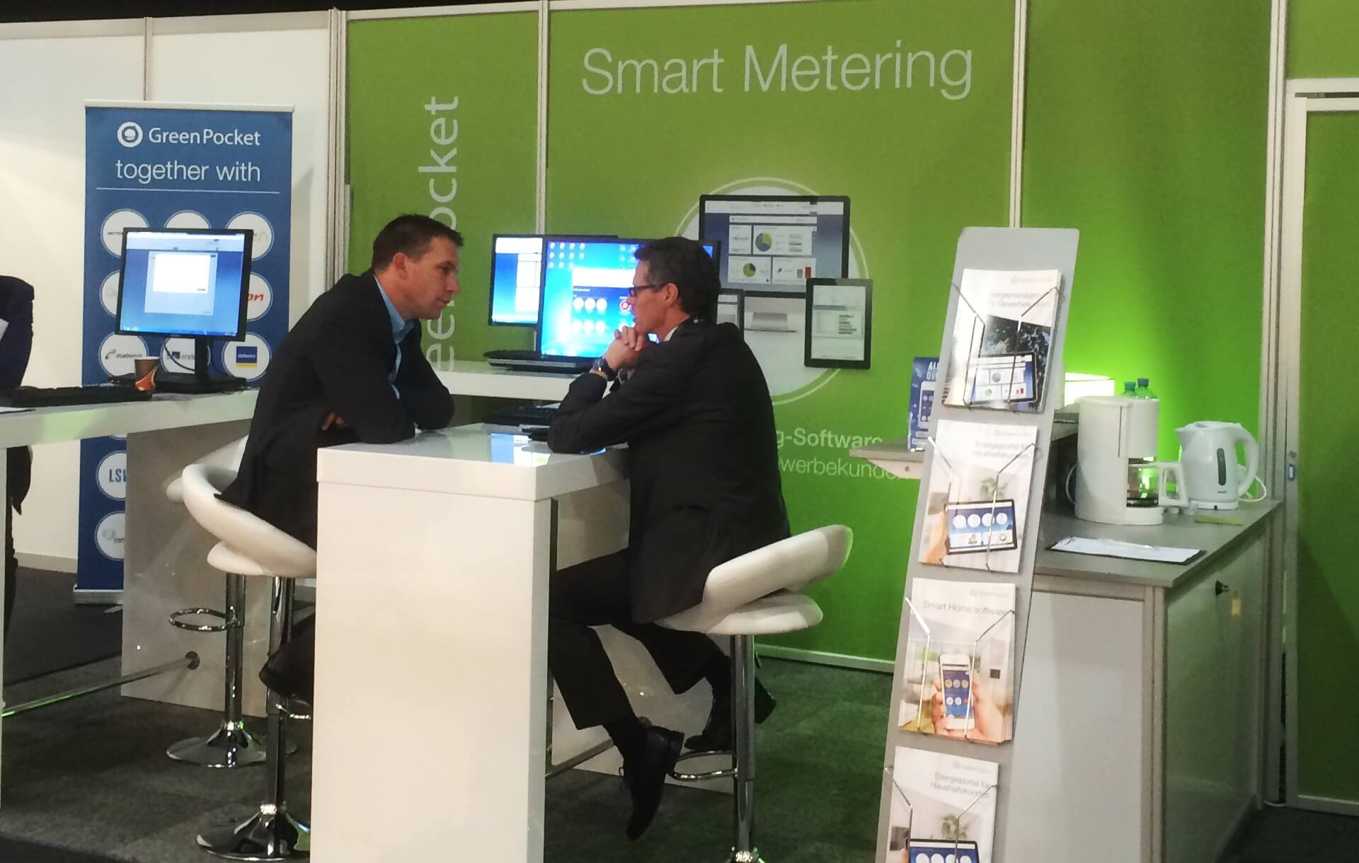 At the European Utility Week 2015