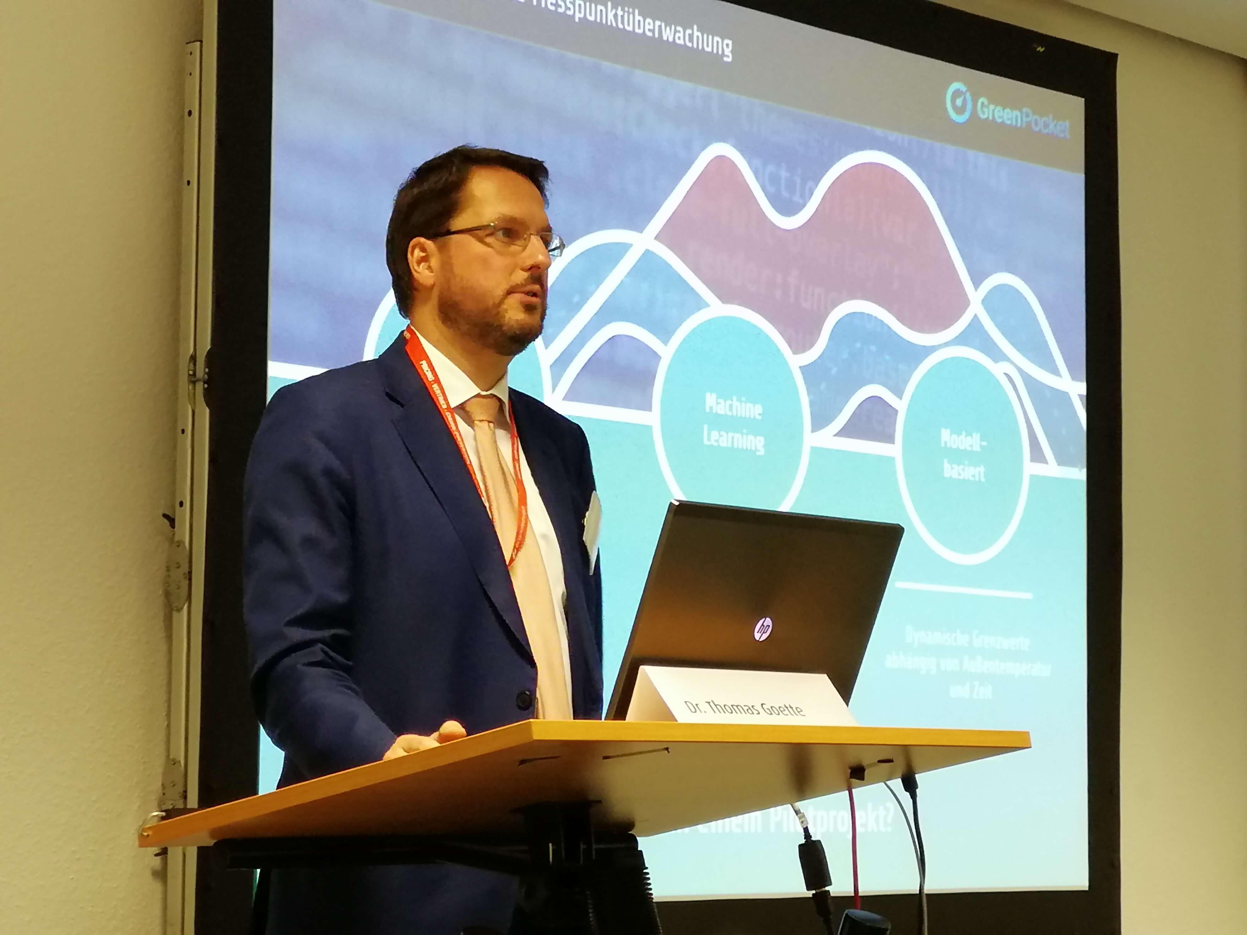 Dr. Thomas Goette, CEO