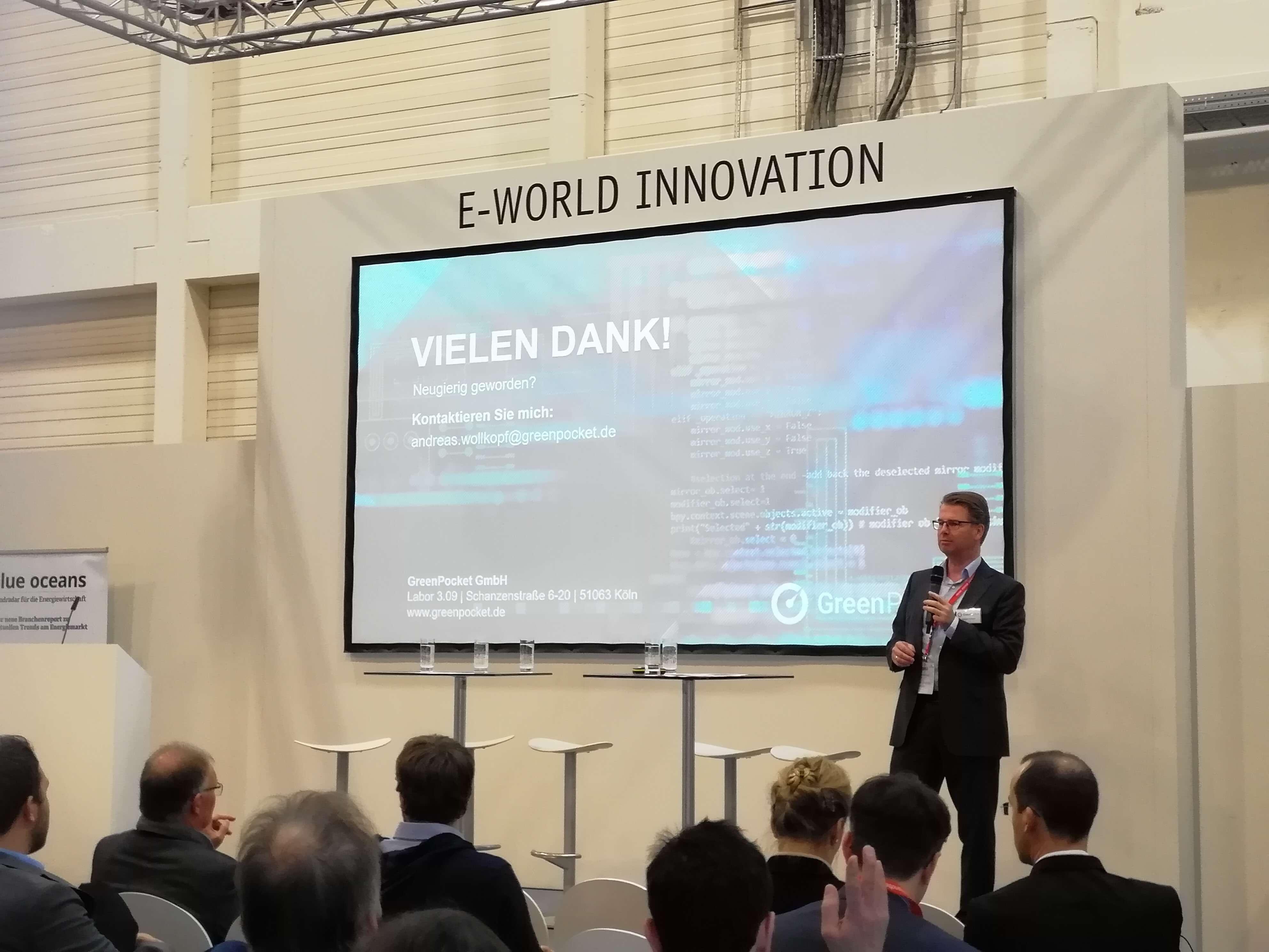 Andreas Wollkopf, Sales Manager