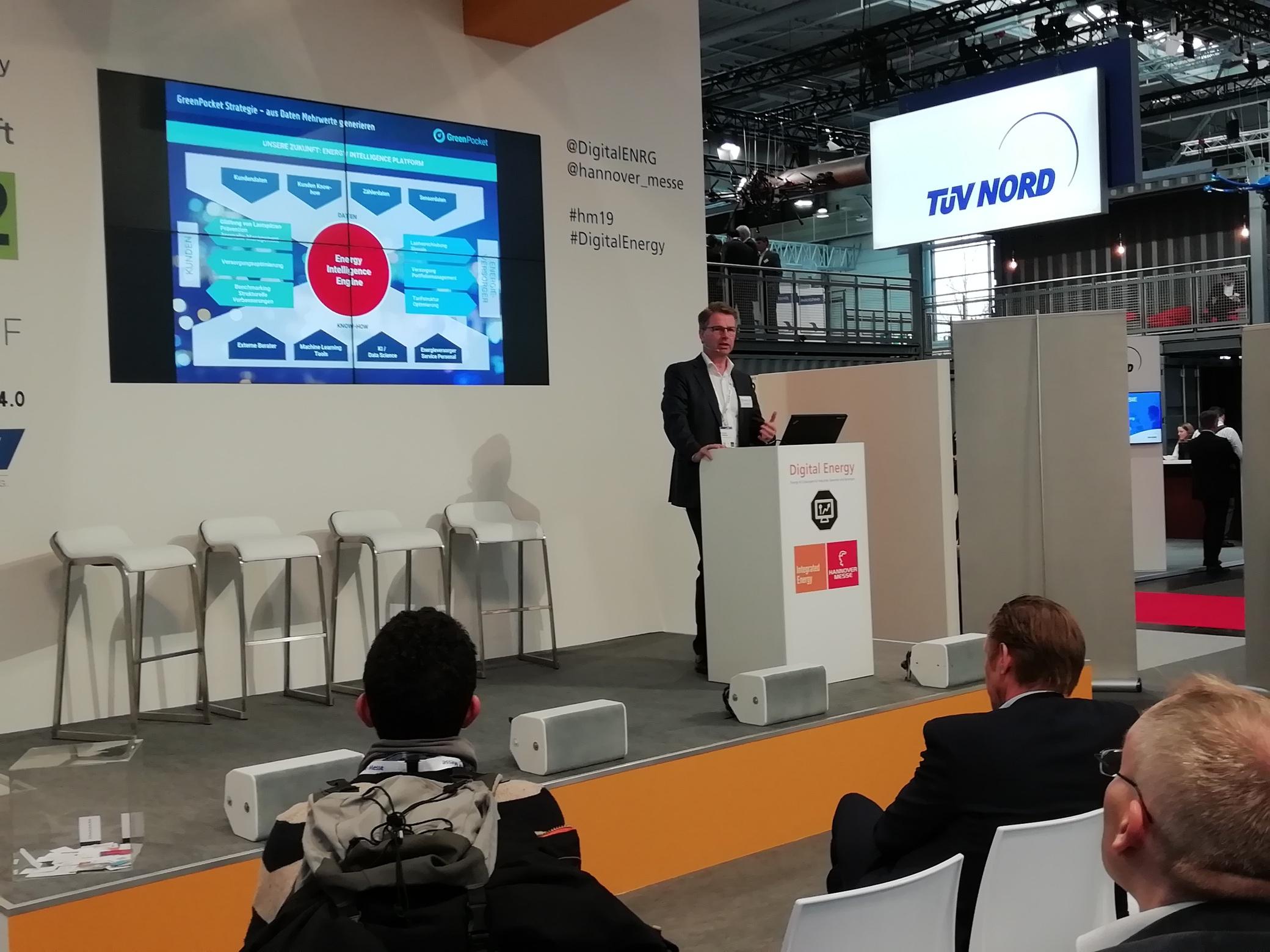 Andreas Wollkopf über die Energy Intelligence Platform