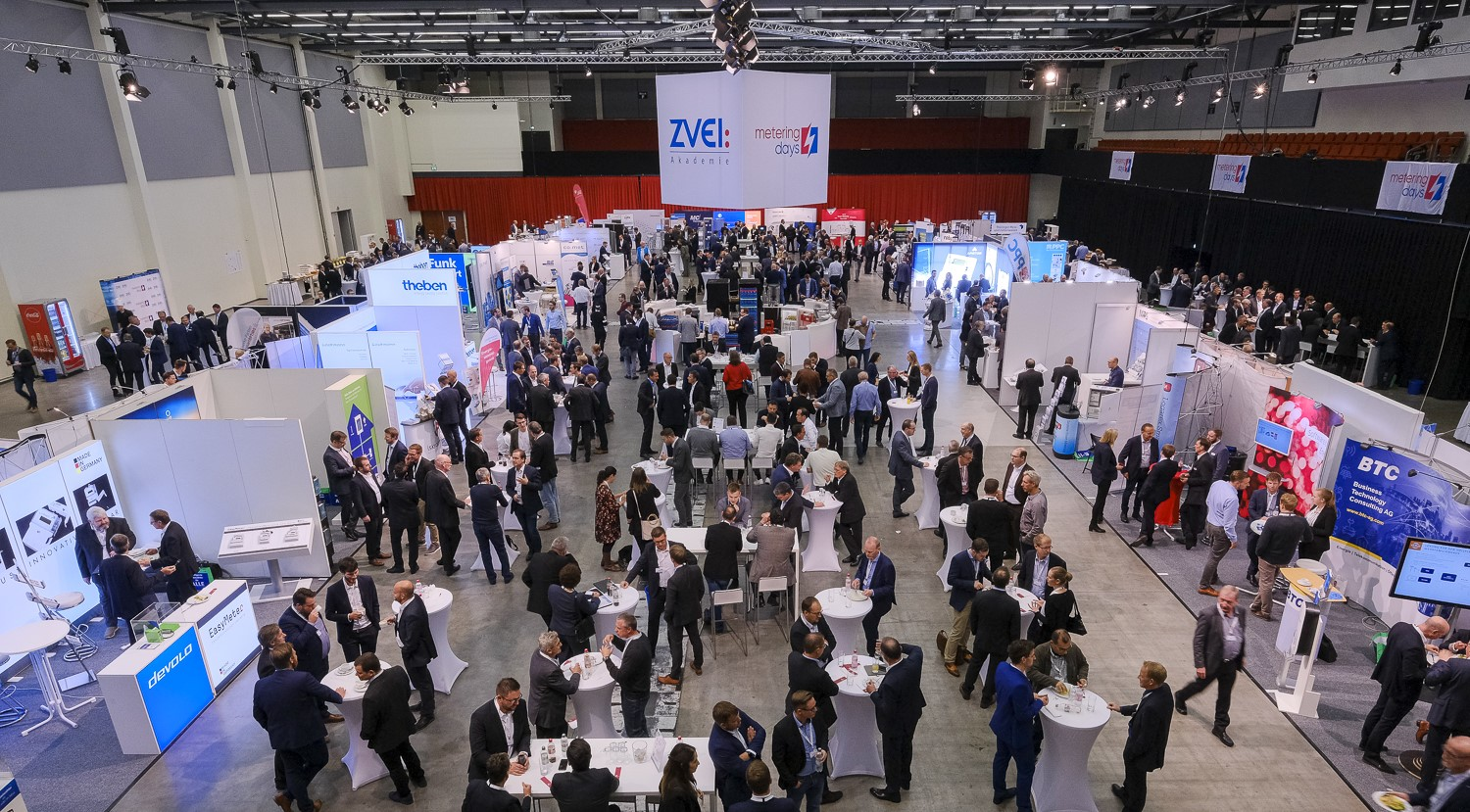 Metering Days 2019 in Fulda with new visitor record and great news