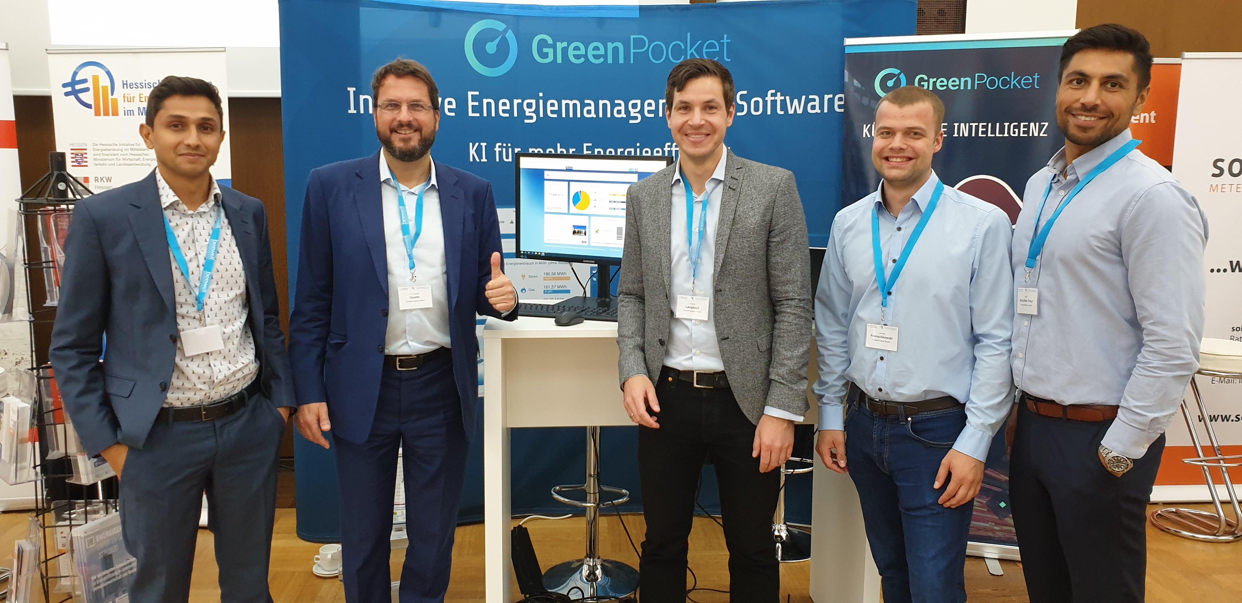 EnergieEffizienz-Messe 2019: Greenpocket begeistert mit spannendem Vortrag
