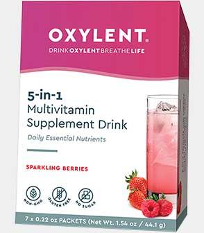 Oxylent Multivitamin - 7 Day Supply