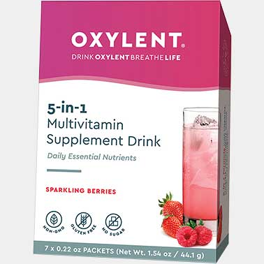 Oxylent Multivitamin - 30 Serving Canister