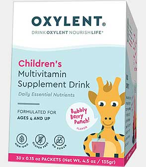 Oxylent Children's Multi - 30 Day Supply