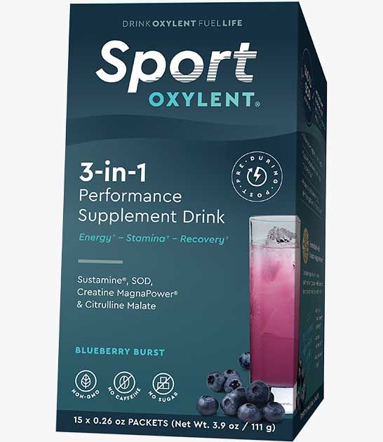 Oxylent Sport - 15 Day Supply