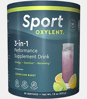 Oxylent Sport - 30 Serving Canister
