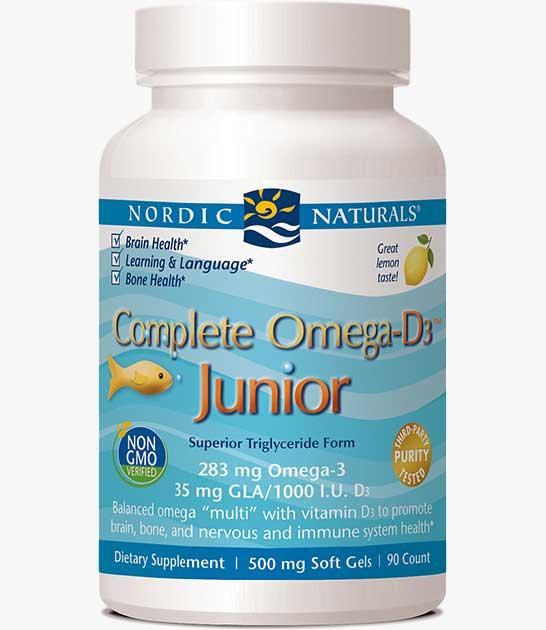 Complete Omega-D3 Junior