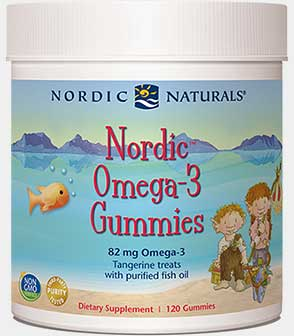 Nordic Omega-3 Gummies