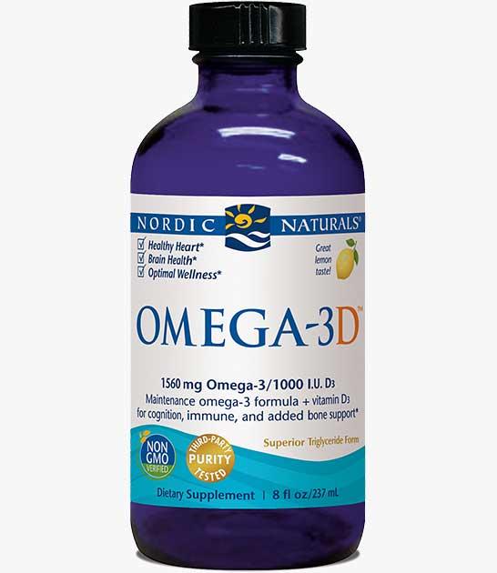 Omega-3D Liquid