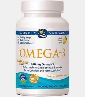 Omega-3 in Fish Gelatin