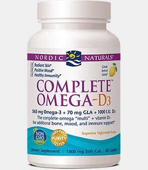 Complete Omega-D3