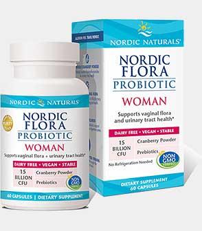 Nordic Flora Probiotic Woman