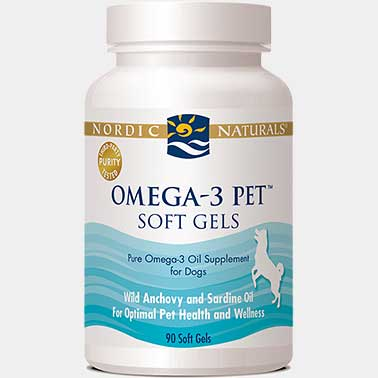 Omega-3 Pet for Large to Very Large Dogs
