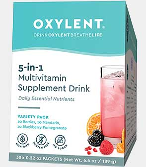 Oxylent Multivitamin - 30 Day Supply