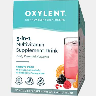 Oxylent Multivitamin - 7 Day Supply