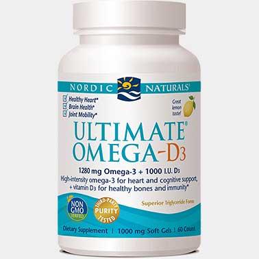 Ultimate Omega-D3