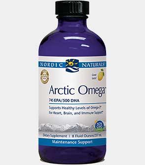 Arctic Omega Liquid