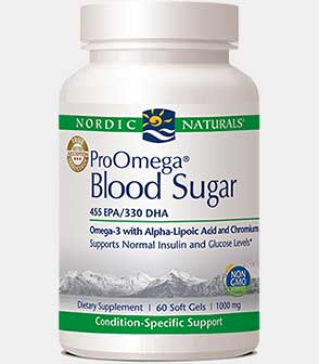 ProOmega Blood Sugar