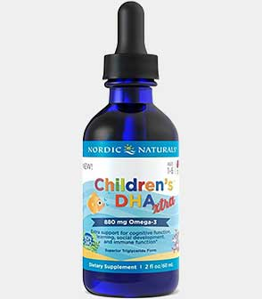 Children's DHA Xtra Liquid