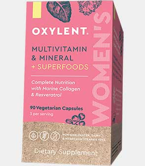 Oxylent Woman's Multivitamin & Mineral