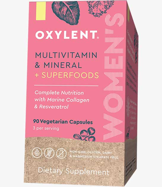 Oxylent Woman's Multivitamin & Mineral