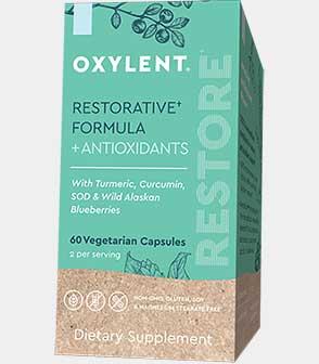 Oxylent Restore Formula + Antioxidants