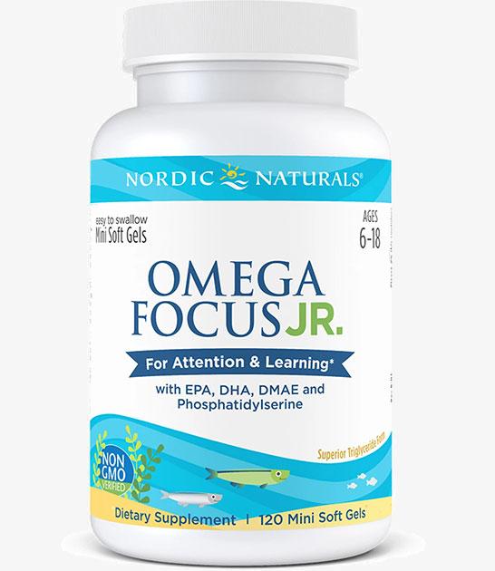 Omega Focus Junior