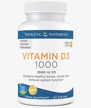 Nordic Vitamin D3