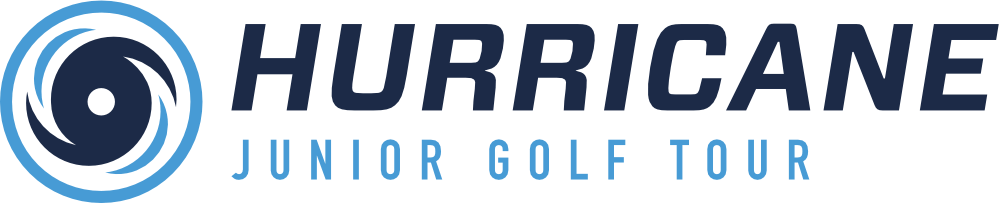 Hurricane Junior Golf Tour Logo