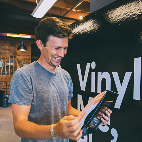 Local Denver entrepreneur and co-founder of Vinyl Me, Please, Matt Fiedler, shares his favorite spots around Denver, Colorado. He recommends Snooze, The Buff, Avery Brewing, Uncle Ramen, and a show at Red Rocks as local musts in the Dirt Road Travels' Denver, Colorado city guide.