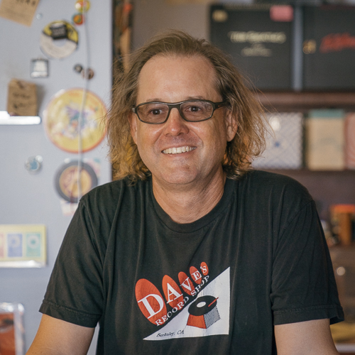 Lech from The California Honeydrops recommends checking out Dave's Record Shop as his 'Oakland Must' as part of the Dirt Road Travels city travel guide for Oakland.