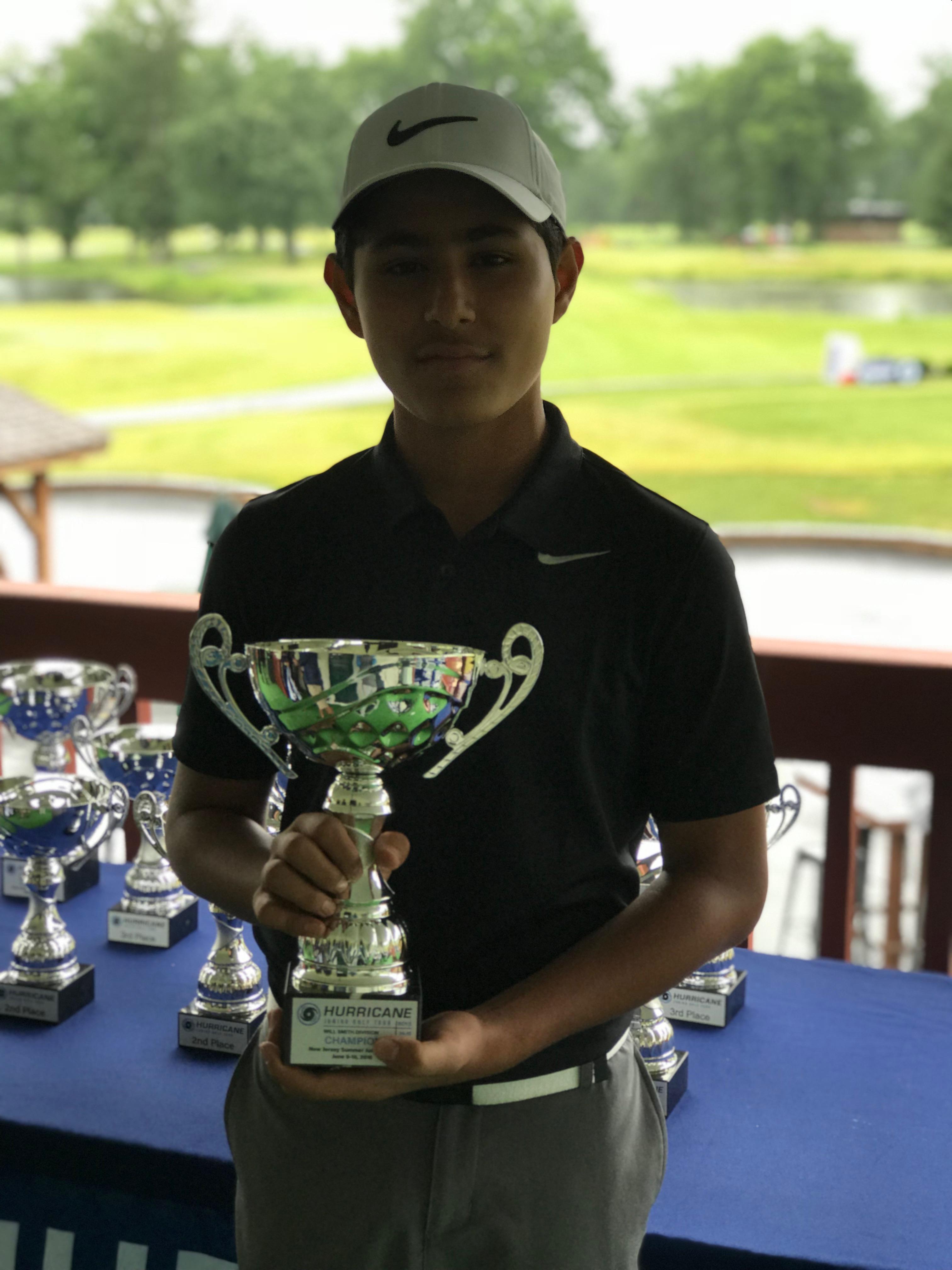 New Jersey Summer Junior Open