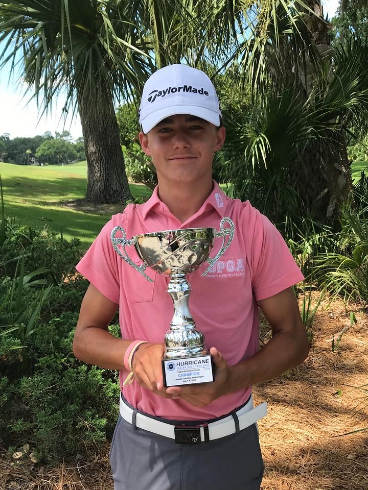 Coastal Carolina Junior Open
