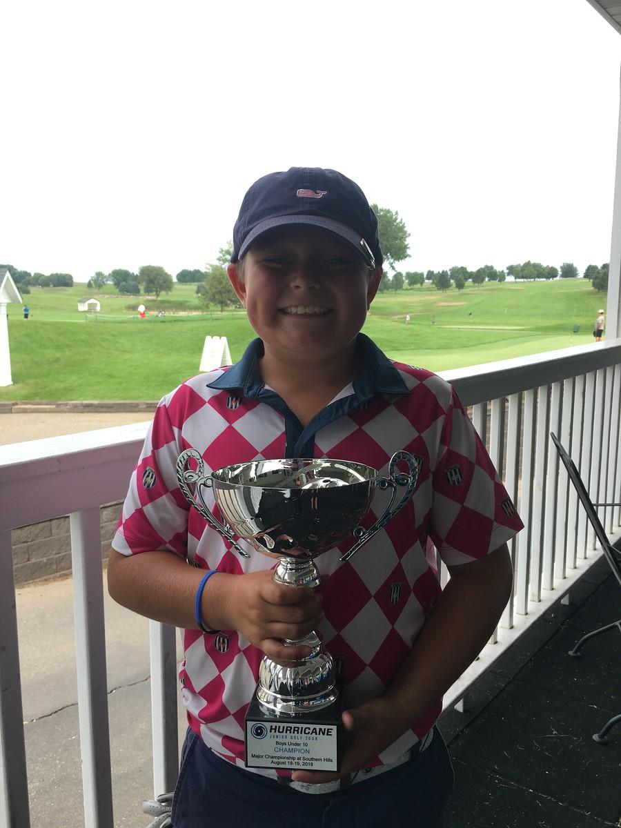 Major Championship at Southern Hills