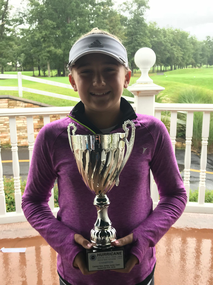 Central New Jersey Junior Open