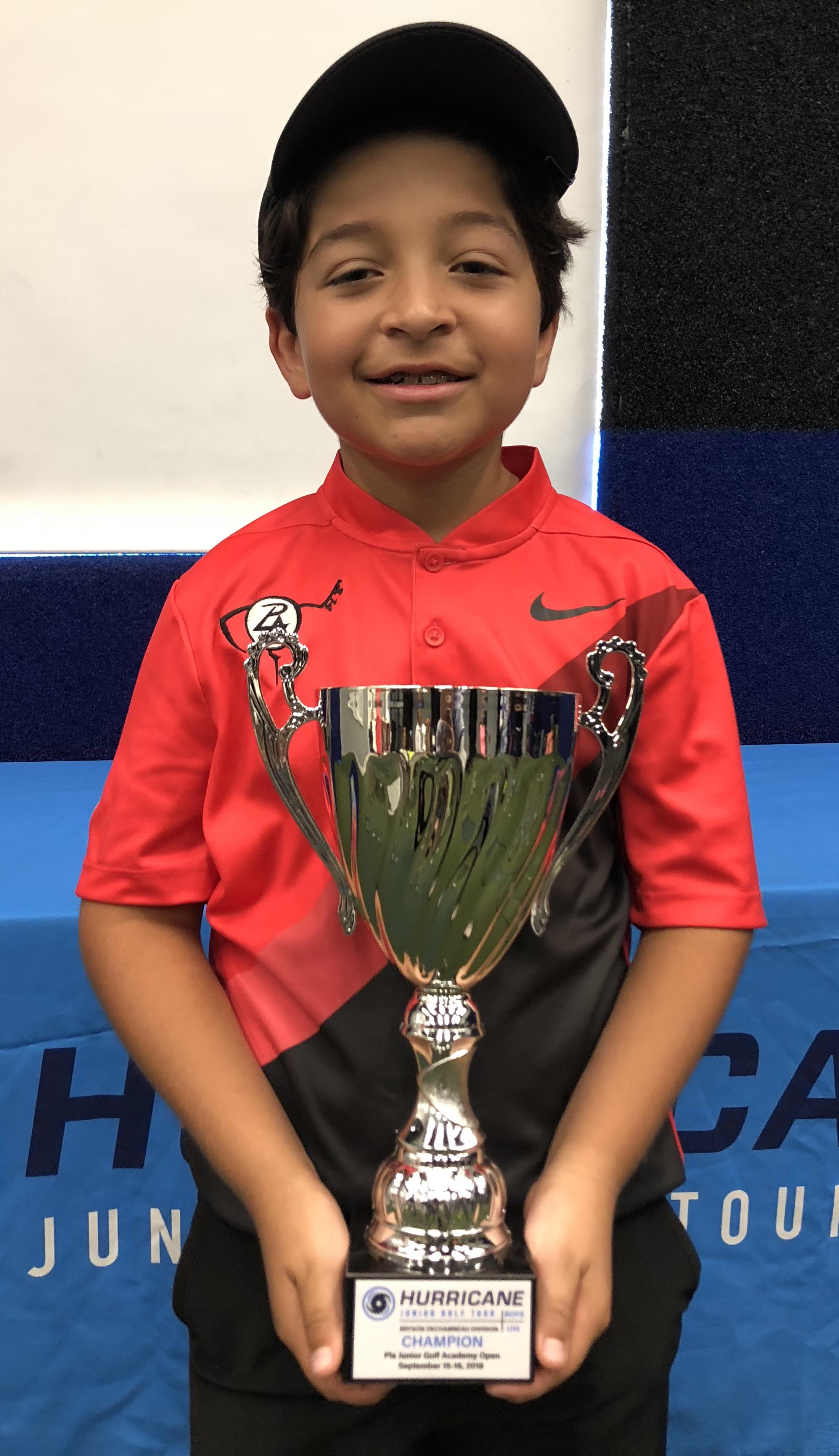 PLA Junior Golf Academy Open