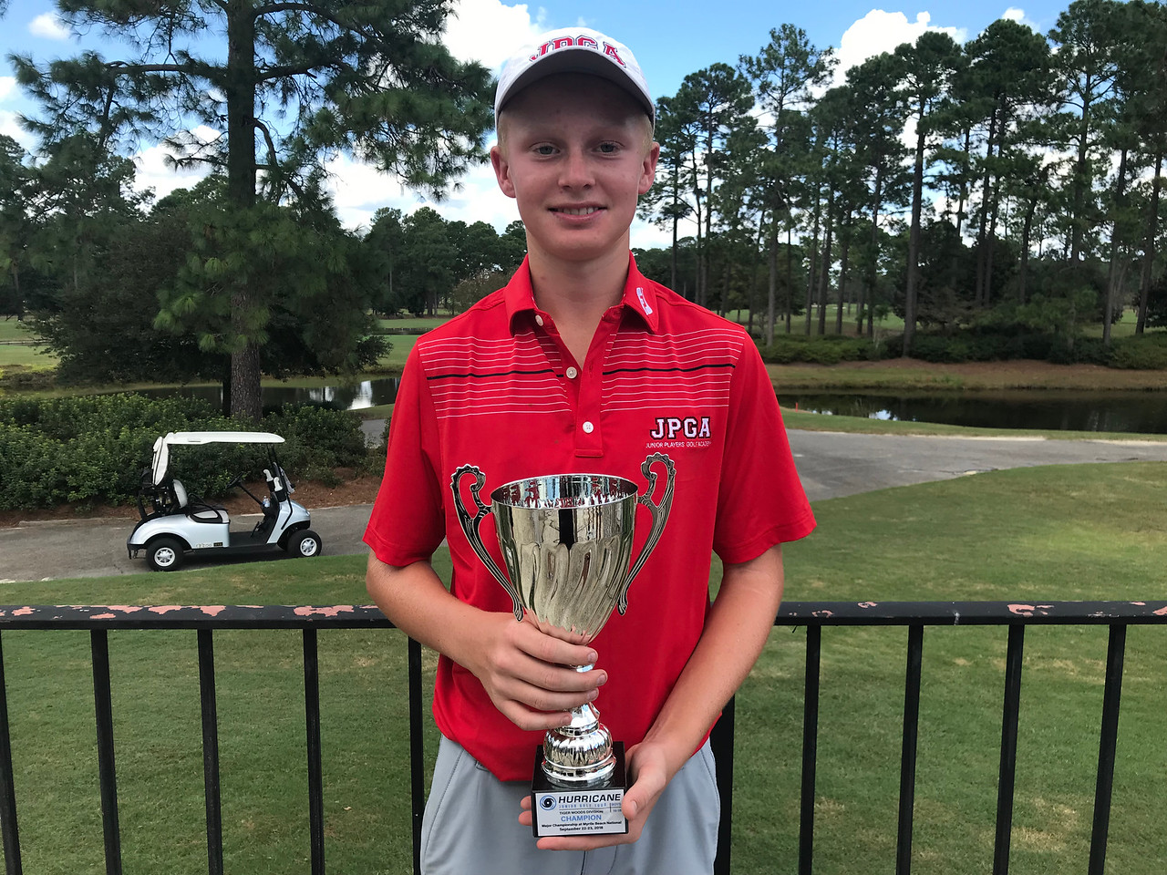 Major Championship at Myrtle Beach National