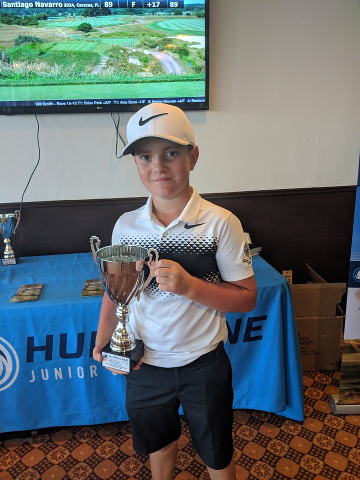 Orange County National Junior Open #2