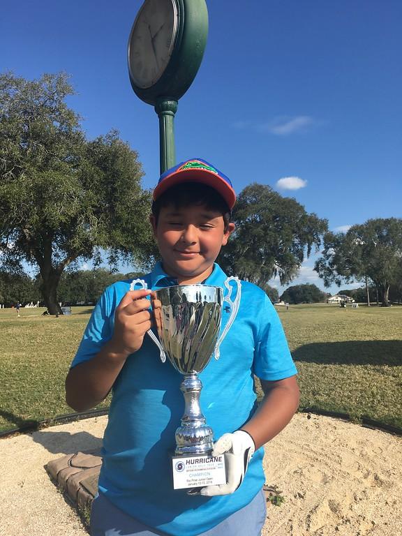 Rio Pinar Junior Open
